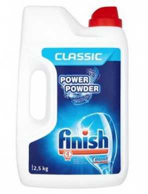 Calgonit Finish Power Powder Regular 2,5 kg prášek do myček nádobí