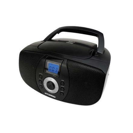 Radiopřijímač Hyundai TRC 567 A3, CD/MP3