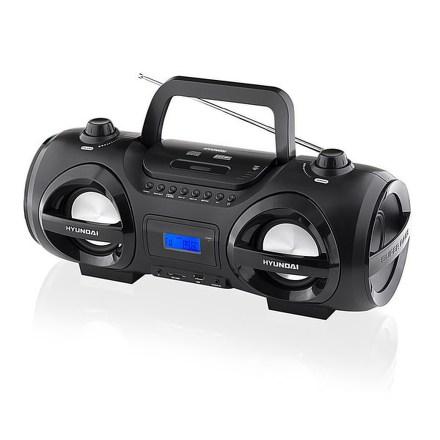 Radiopřijímač Hyundai TRC 191 DRSU3, CD/MP3/USB/SD