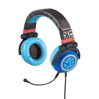 Sluchátka Knallbunt 2.0 Headset modrá