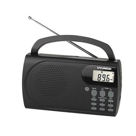 Radiopřijímač Hyundai PR 300 PLLB