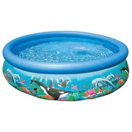 Bazén Intex Ocean Reef Easy Set, průměr 366 x 76cm