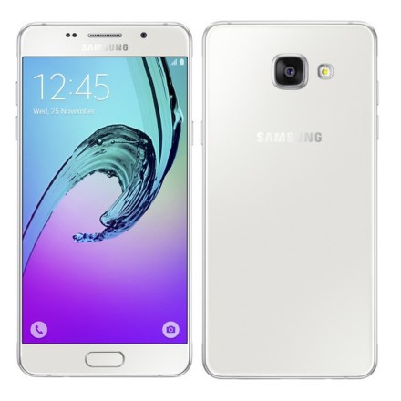 Mobilní telefon Samsung Galaxy A5 2016 (SM-A510F) - bílý