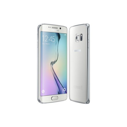 Mobilní telefon Samsung Galaxy S6 Edge (G925) 64 GB - bílý