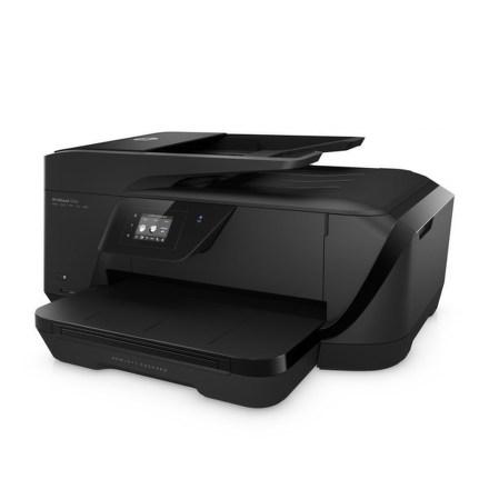 Tiskárna multifunkční HP Officejet 7510 A3, 15str./min, 8str./min, 256 MB, WF, USB - černá