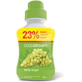 SodaStream Sirup Hroznové víno 750ml