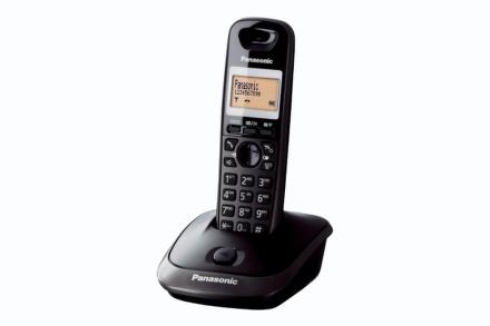 Domácí telefon Panasonic KX-TG2511FXT - černý