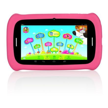 """Dotykový tablet GoGEN Maxipes Fík MAXPAD7 G4P, 7"""""""", 8 GB, WF, Android 4.4.4 - fialová"""