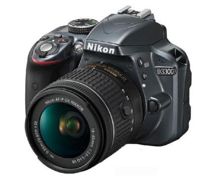 Nikon D3300 + 18-55 AF