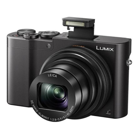 Fotoaparát Panasonic DMC-TZ100EPK