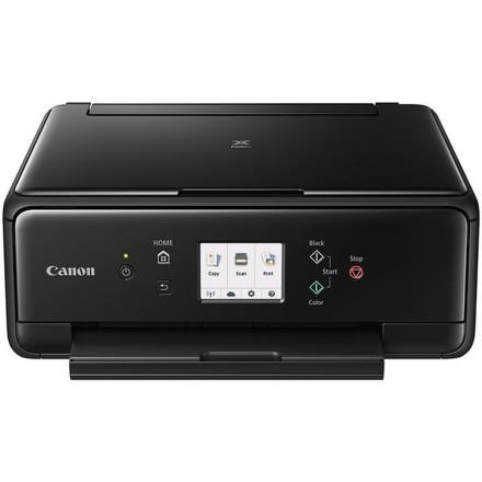 Tiskárna multifunkční Canon PIXMA TS6050 A4, 15str./min, 10str./min, 4800 x 1200, duplex, WF, USB - černá