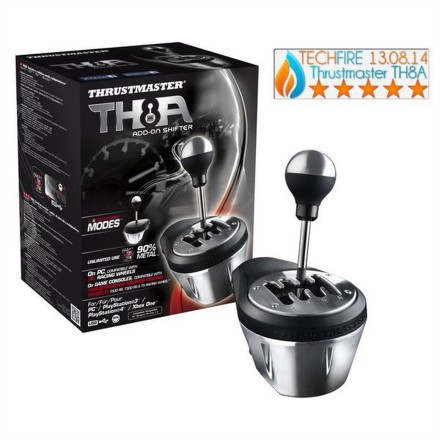 Řadící páka Thrustmaster TH8A pro PC, PS3, PS4, PS5, Xbox One, One X, One S, Series