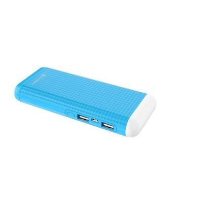 Powerbank GoGEN 12500mAh - modrá