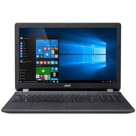 "Ntb Acer Aspire ES15 (ES1-572-34K9) i3-6006U, 4GB, 128GB, 15.6"""", Full HD, DVD±R/RW, Intel HD 520, BT, CAM, W10 - černý"