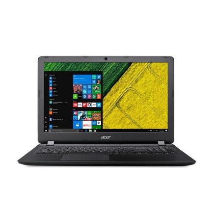 "Ntb Acer Aspire ES 15 (ES1-533-C6HK) Celeron N3350, 4GB, 128GB, 15.6"""", Full HD, bez mechaniky, Intel HD, BT, CAM, W10 - černý"