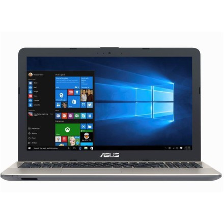 "Ntb Asus X541NA-GQ088T Pentium N4200, 4GB, 1TB, 15.6"""", HD, DVD±R/RW, Intel HD, BT, CAM, W10 Home - černý"