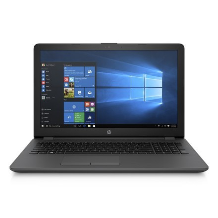 "Ntb HP 250 G6 Celeron N3060, 4GB, 128GB, 15.6"""", HD, DVD±R/RW, Intel HD 400, BT, CAM, W10 - černý"