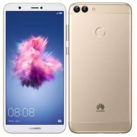 Huawei P smart Dual SIM - zlatý