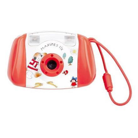 Dětský digitální fotoaparát GoGEN MAXI FOTO, červený