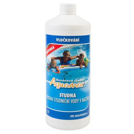 Bazénová chemie Marimex AQuaMar Studna Mineral 1 l