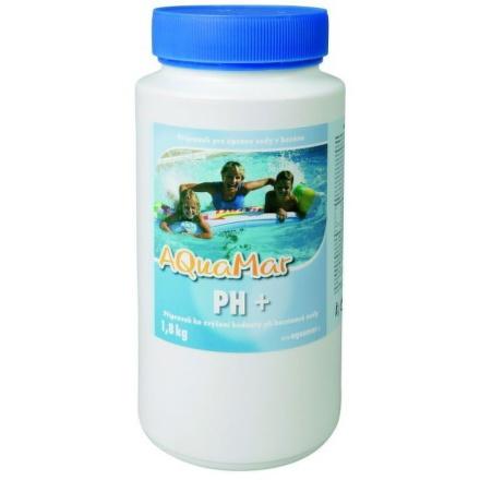 Bazénová chemie Marimex AQuaMar pH+ 1,8 kg