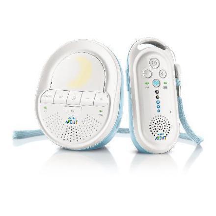 Dětská elektronická chůva Philips AVENT SCD505/00