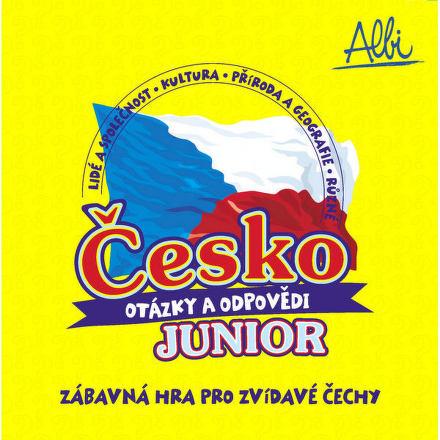 Hra ALBI Česko JUNIOR