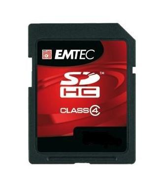 Emtec SDHC 32GB Class 4