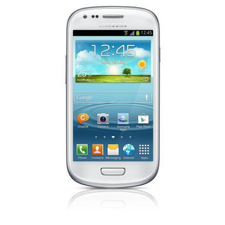 Samsung Galaxy S III mini bílý