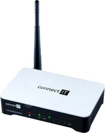 Connect WIFI Router CI-113