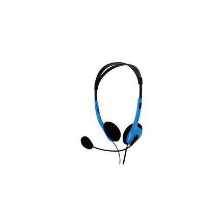 BXL-HEADSET1 Skype modrá