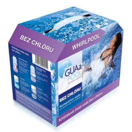 Bazénová chemie Guapex WHIRLPOOL SET