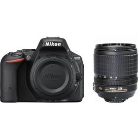 Nikon D5500 + 18-105mm VR