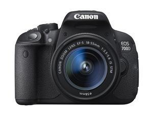 Canon EOS 700D 18-55 IS STM