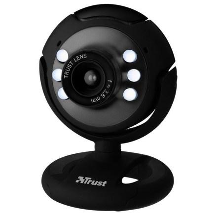 Webkamera Trust SpotLight - černá