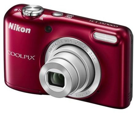 Nikon L31 Red