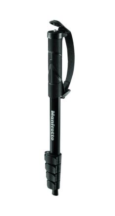 Stativ Manfrotto MM compact-BK - černý
