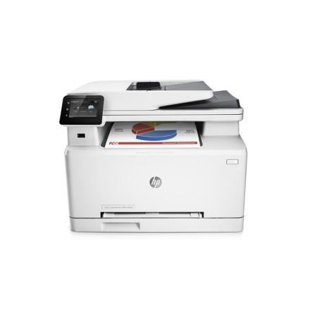 Tiskárna multifunkční HP LaserJet Pro MFP M274n A4, 18str./min, 18str./min, 256 MB, USB - bílá