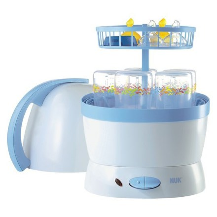 Sterilizátor NUK Vapo elektrický 2v1