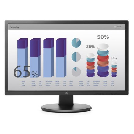 "Monitor HP V243 24"""",LED, TN, 5ms, 1000:1, 250cd/m2, 1920 x 1080,"