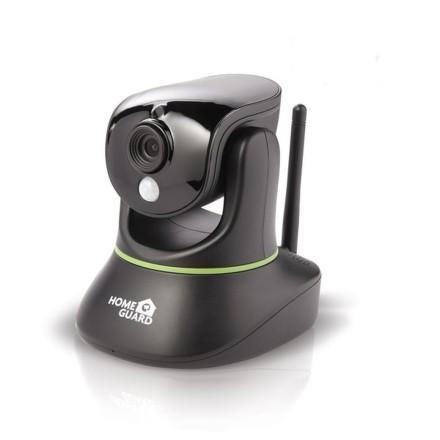 IP kamera iGET HOMEGUARD HGWIP720 - bezdrátová rotační HD s PIR detekcí