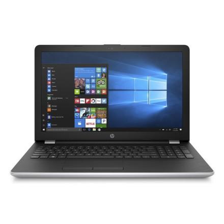 """Ntb HP 15-bw004nc A6-9220, 4GB, 1TB, 15.6"""""""", HD, DVD±R/RW, AMD R4, BT, CAM, W10 - stříbrný"""