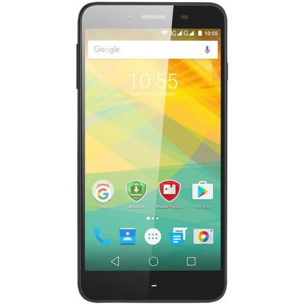 Mobilní telefon Prestigio Grace Z3 Dual SIM - černý