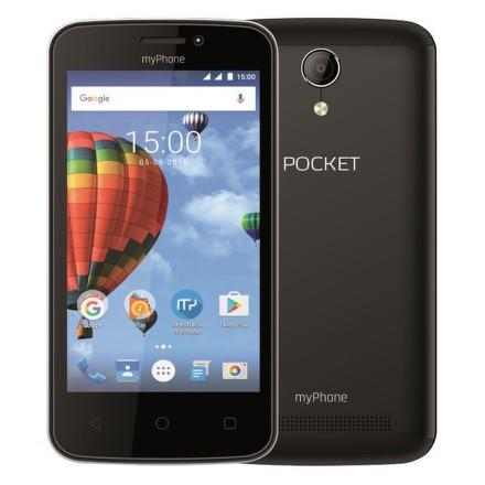 Mobilní telefon myPhone POCKET - černý