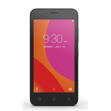 Mobilní telefon Lenovo B Dual SIM - červený