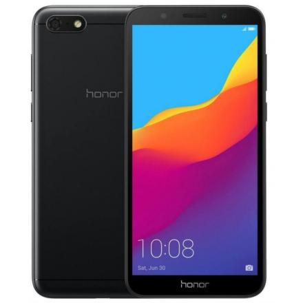 Honor 7S Dual SIM - černý