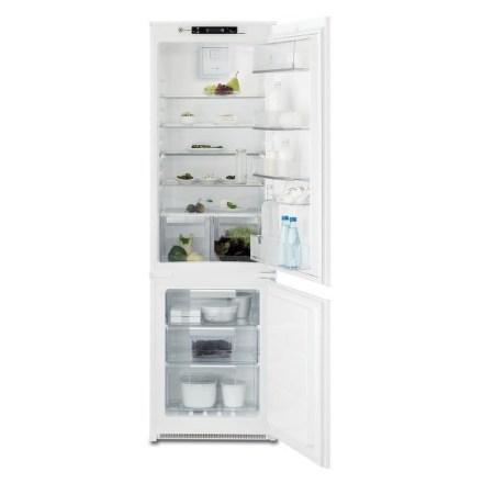 Chladnička komb. Electrolux ENN2853COW NoFrost, vestavná