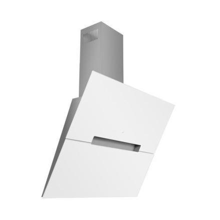 Odsavač par Guzzanti NSA 60 nerez/sklo, bílý