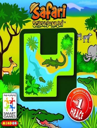 Hra Mindok SMART - Safari rozšíření