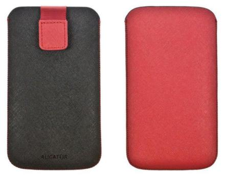 Pouzdro Galaxy S3 FRESH DUO Black/Red